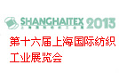 上海国际纺织展LOGO