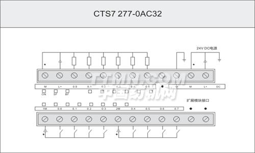 em231rtd模块接线图