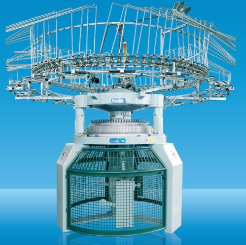 高速双面针织机系列
