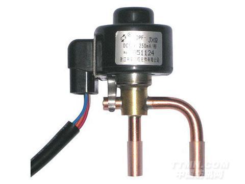 电子膨胀阀结构图 空调膨胀阀图片 汽车空调膨胀阀图片 电子膨胀阀