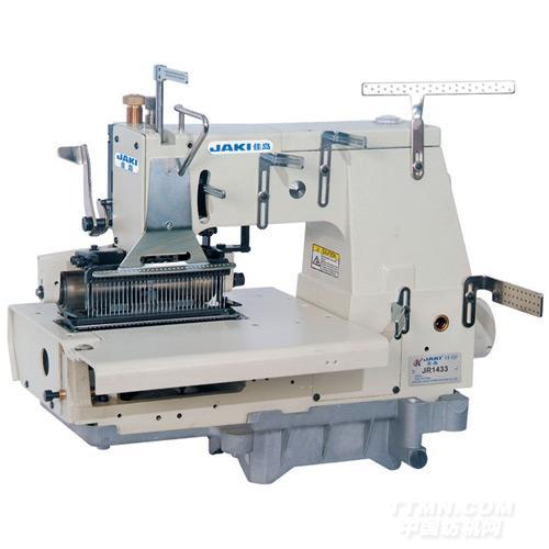 三十三针勾针纵向双重环缝链式打揽机|浙江佳岛缝纫机