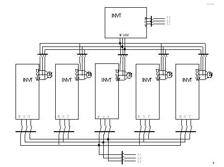 英威腾che100系列变频器在糖厂压榨机上的运用