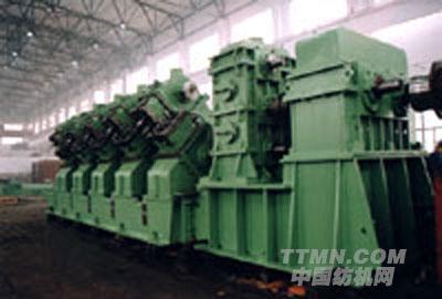 精轧机组 中航工业西安航空发动机集团机电