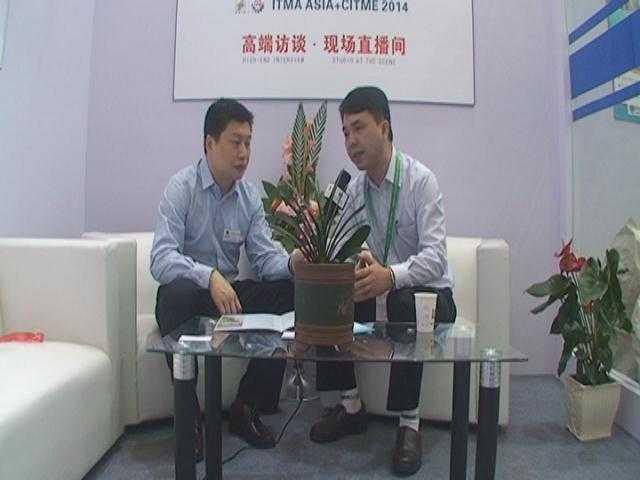 高端访谈-访深圳市海弘装备技术有限公司   叶江涛   CTO