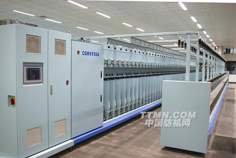 CGKV550A系列玻璃纤维捻线机