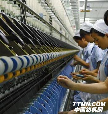咸阳纺织业回来了