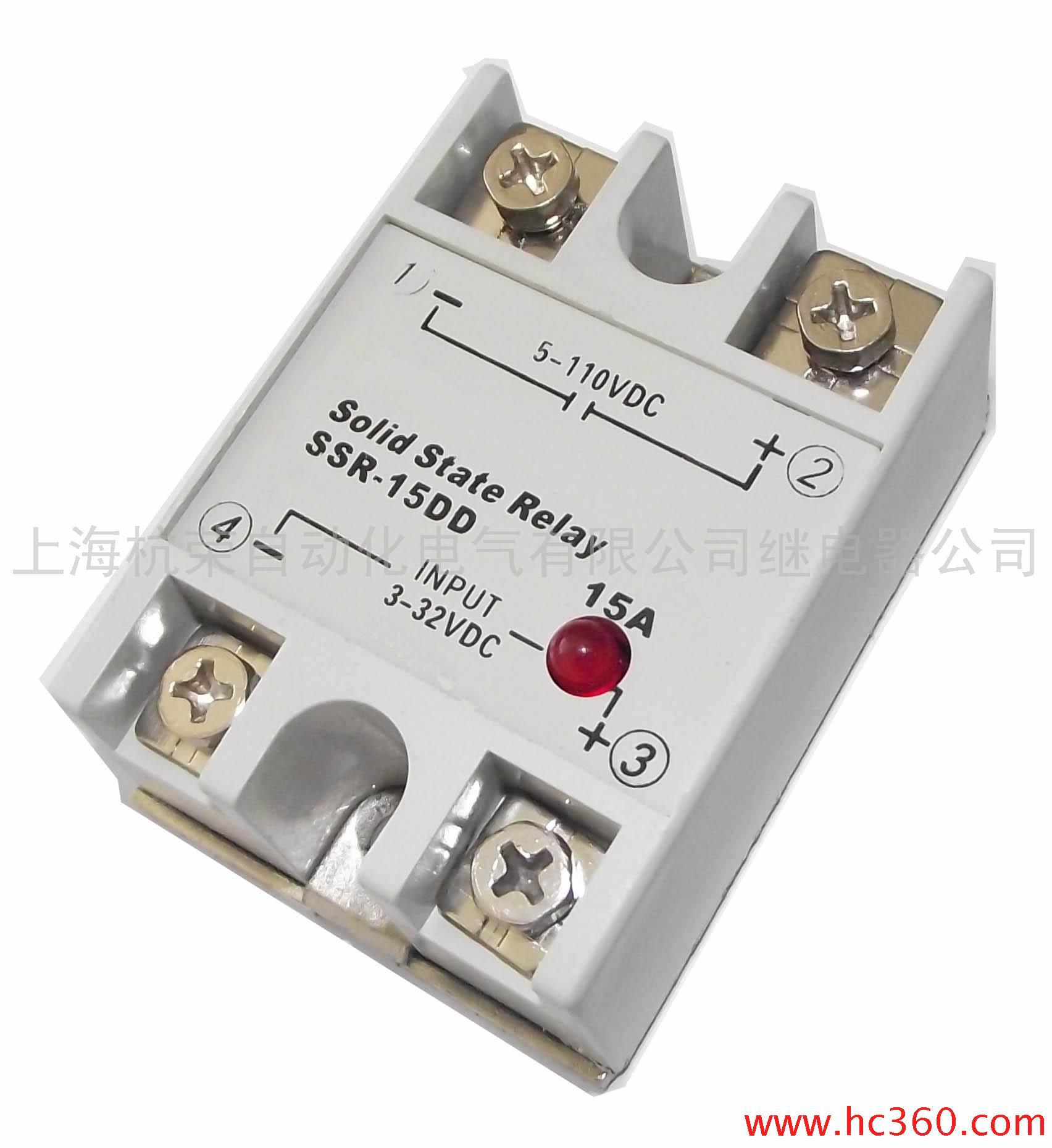 其固态继电器系列包括电路板式交