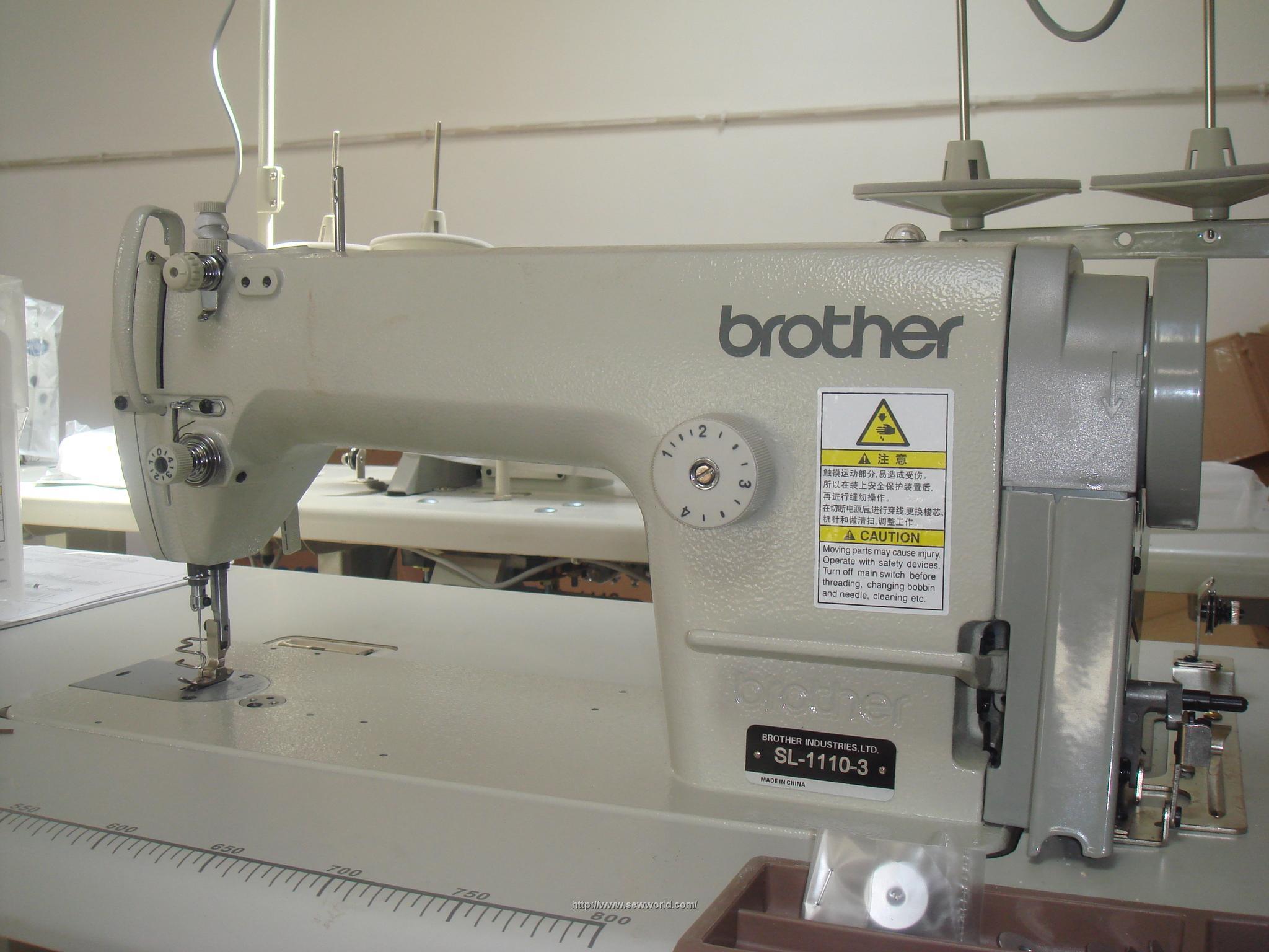 优质兄弟缝纫机(图)|南京丰鑫缝纫设备经营部 - 纺织