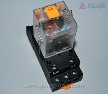 魏德米勒推出drh系列继电器