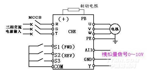 接线方法:(如图b)接线说明:将705a灯具的地线