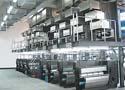 涤纶工业丝纺牵联合机