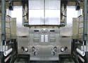 丙纶工业丝纺牵联合机