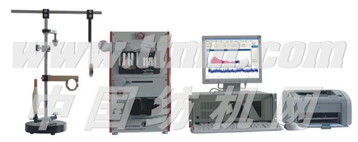纺织仪器--YT05T条粗条干均匀度测试仪-均匀度仪