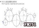 FN271 人造毛皮梳理机自锁针布
