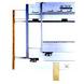 剑杆织机用铝合金综框