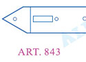 其它型号剑带 ART.843