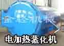 金轻环保电加热蒸化机
