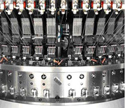 SMIL-1型 珍宝家六色调线四段外拨三角大圆机