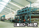 LM082-340型特宽幅布铗丝光联合机