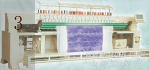 BST-323电脑绗缝绣花机