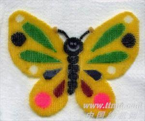 供应植绒特种绣绣花机
