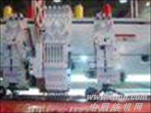 上海威宇电脑绣花机,刺绣机厂
