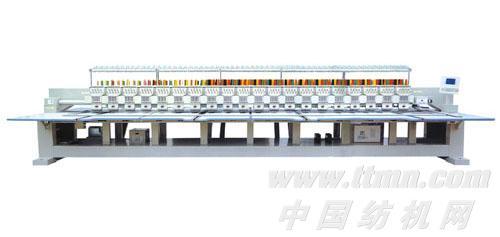 成品绣电脑绣花机QR-620