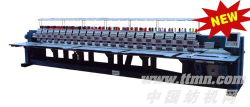 浙江湖州(恒业)优质高速电脑绣花机