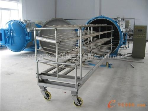 电蒸箱、纱线真空定型机、蒸纱锅