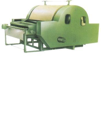 纺织机械-单锡林双道夫梳理机