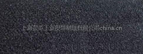 经编机用黑绒布,定型机用黑绒糙面带K-71