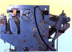 MA405-180型橡毯预缩机