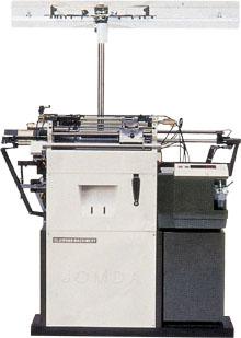 GD-DA型 电脑手套机