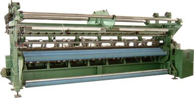 SGE2318拉舍尔凸轮经编机