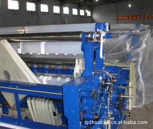 双泵双喷电子储纬多臂重磅喷水织机