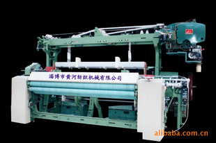 淄博黄河纺织机械公司出售真丝剑杆织机
