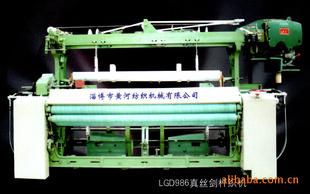 出售山东淄博地区优质真丝剑杆织机