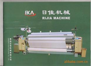 电子储纬双喷高速重磅喷水织机