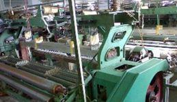 wd-20  长方龙头剑杆织机