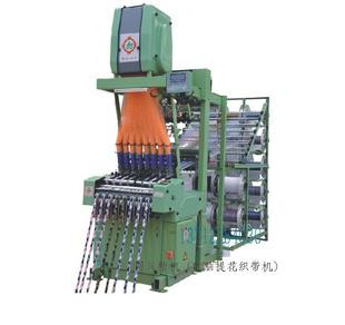 中国品质:织带机/电脑提花机: STAUBLI龙头