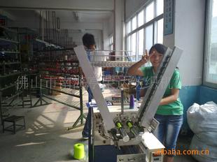 高速织带机打版用全自动纬纱机打轴机打纱机