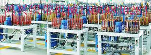 33锭(2头)高速绳带编织机/织带机 超高产量走马机 自产批发
