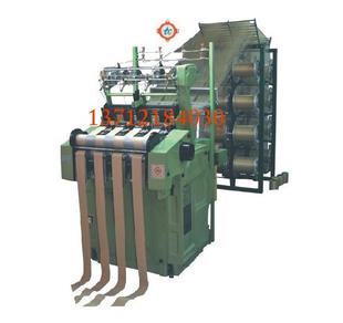 松紧带(弹力带)机器: 高速织带机 TXF4/80(图)