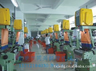 广东电脑提花机厂家:同兴电脑机系列(120针-640针)