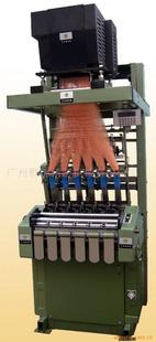 (台资)直销台湾奔腾240针电脑提花织带机一年保修