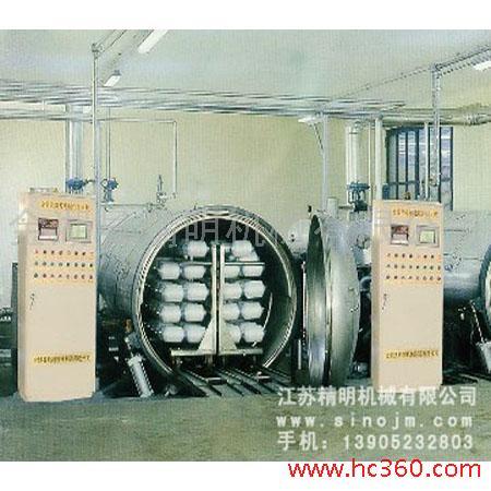 精明机械纺织设备  蒸纱锅  蒸箱 定型机