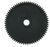 ALPHA-300地毯67齿剑轮