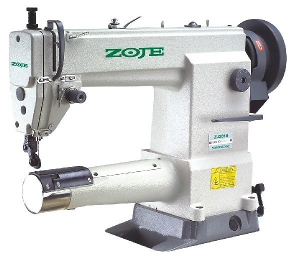 单针筒式皮革平缝机