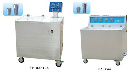 SW-8A/12A/24A耐洗色牢度试验机