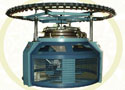 PANDA 系列针织大圆机